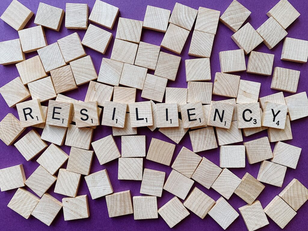 Therapy builds your resiliency and helps you regain some independence