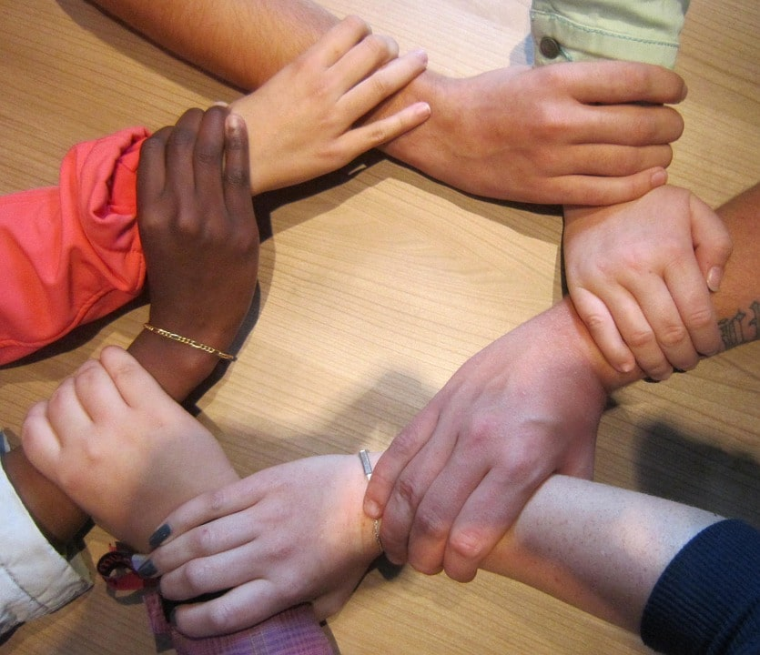 A support group is a useful part of the treatment process